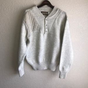 Remington Outdoor Clothing Henley Hunting Sweater